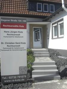 Kanzlei Kotz in Kreuztal